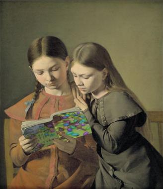 Peintres étourdis