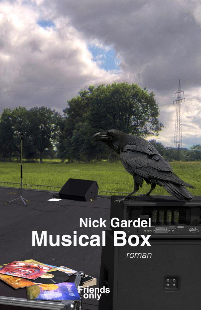 couverture Musical box front