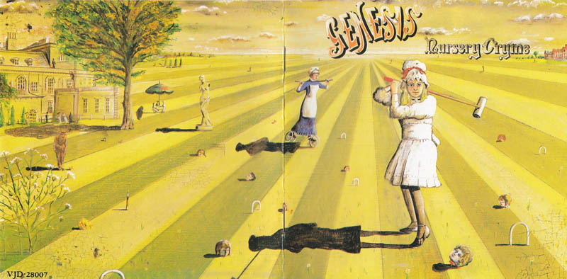 2 nursery cryme full cover