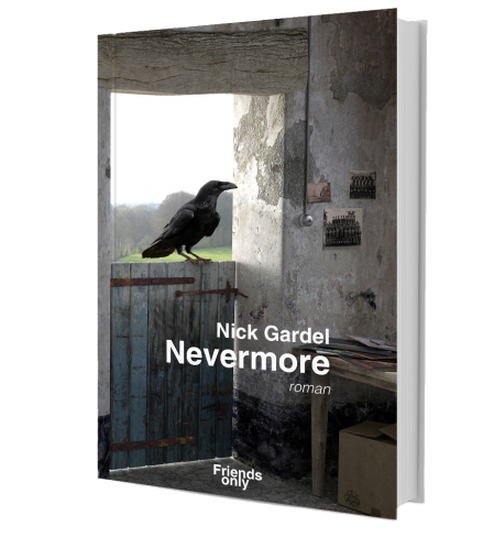 Couv 3d nevermore